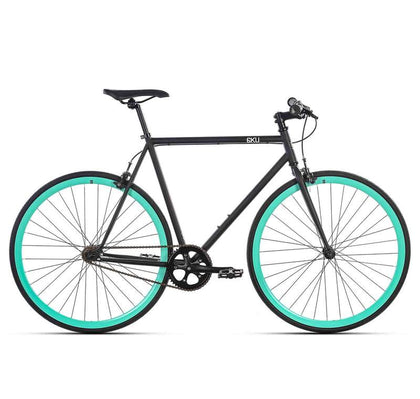 6KU Fixie Complete Bike