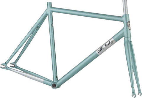 All-City Aluminum Thunderdome Frameset, Mint