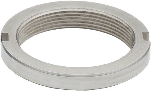 "Surly Stainless Steel Track Cog Lockring 1.29"" x 24 tpi Left-hand Thread"