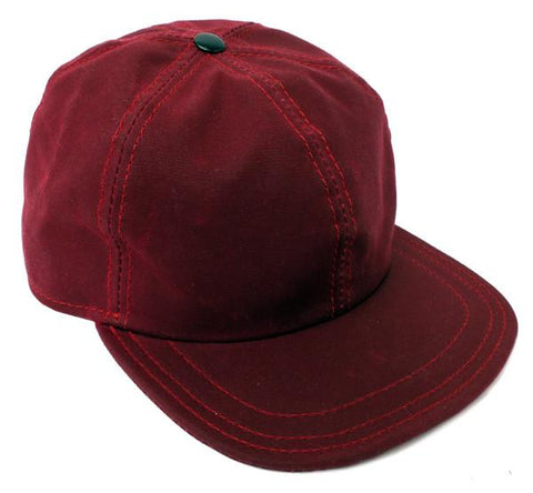 Hold Fast 6 Panel Waxed Canvas Hat