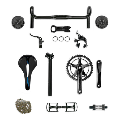 Aventon Push Fixed Gear Groupset