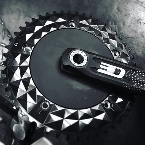 Raketa DIAMOND chainring