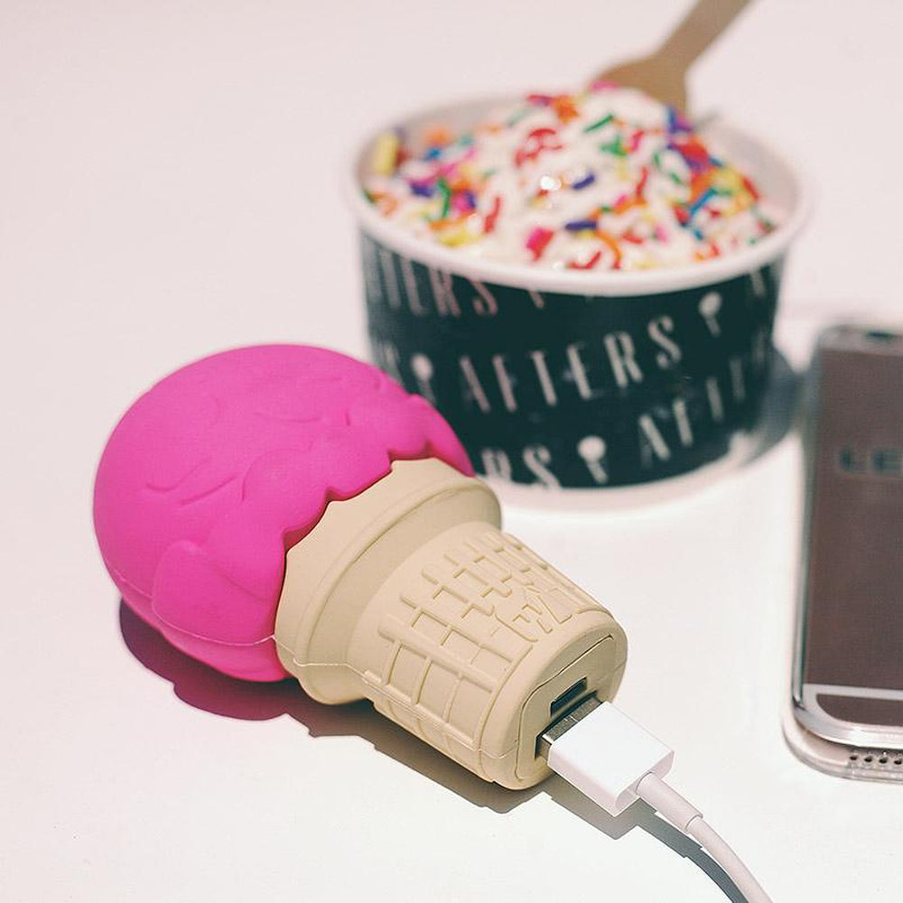 WATTZ UP Power Bank Creamy Pink