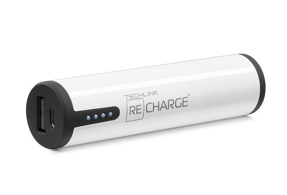 TECHLINK Recharge 3400 PB Micro USB Charger