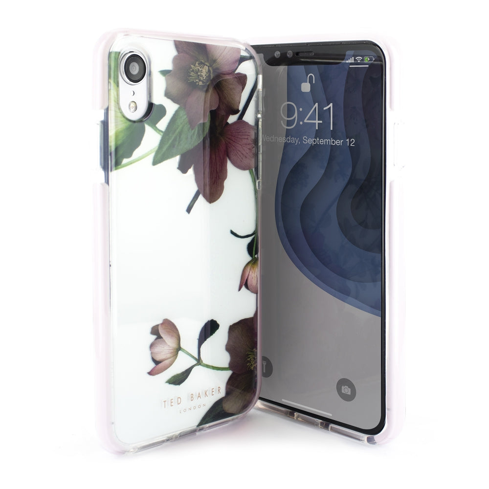 TED BAKER Anti Shock Case - Arboretum For iPhone XR