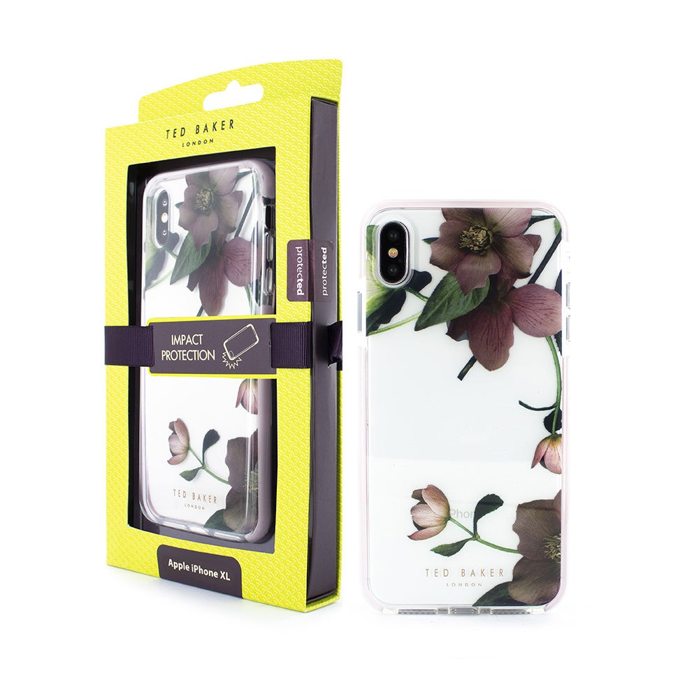 TED BAKER Anti Shock Case - Arboretum For iPhone XS Max