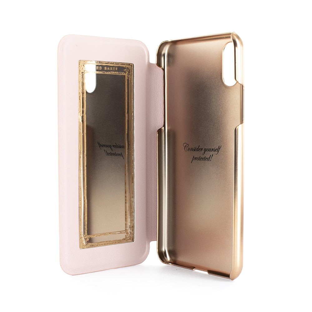 iphone xr case ted baker mirror