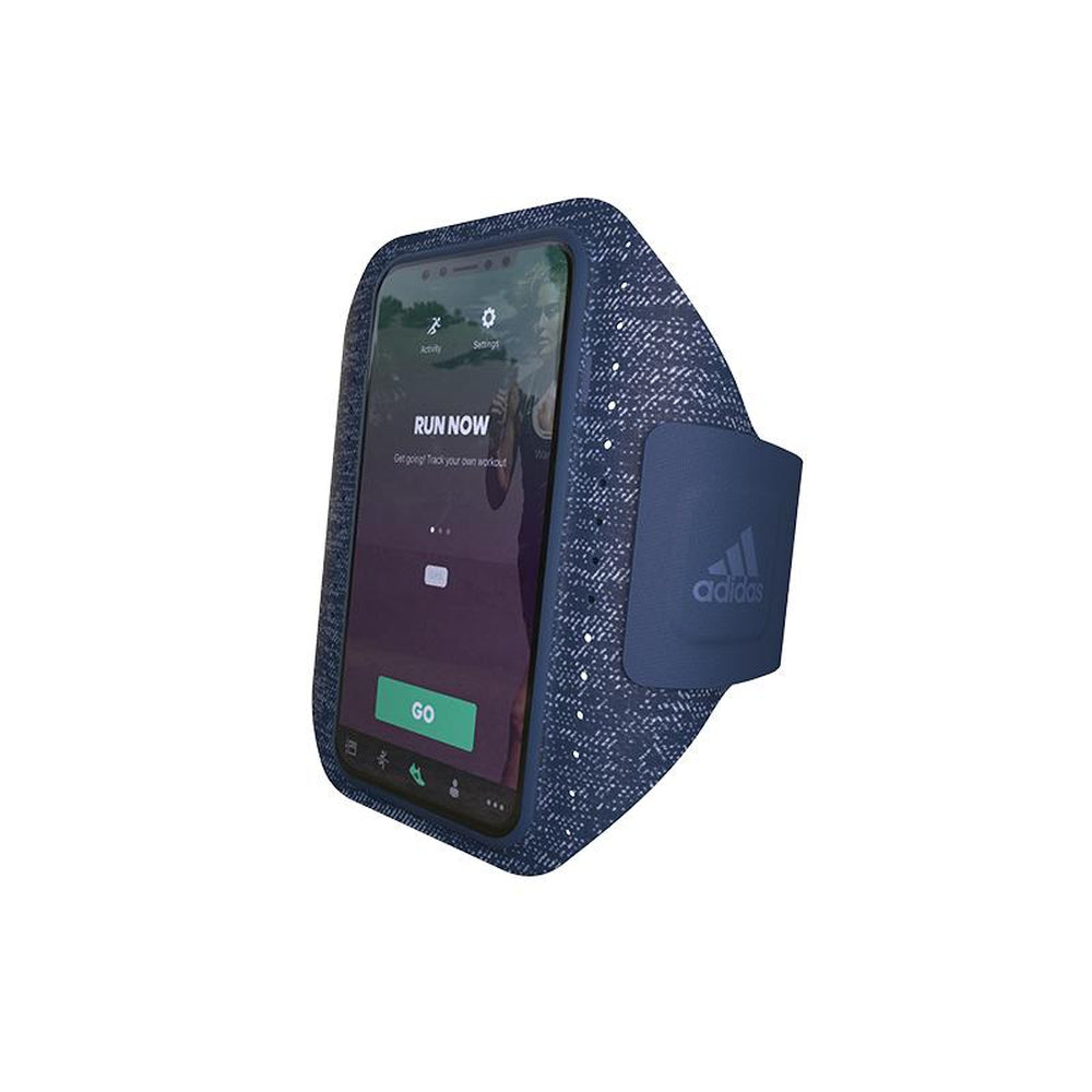 buy popular 8647b 5b63d ADIDAS SPORTS Armband Collegiate Navy for iPhone XS/X