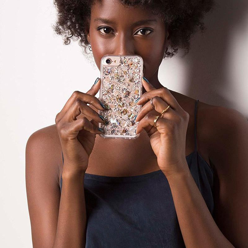 purchase cheap 661b5 bc2b0 CASE-MATE Karat Case For iPhone 8 / 7 Mother of Pearl - DXB.NET