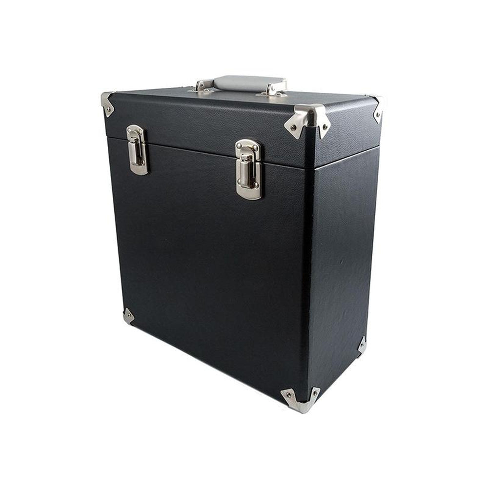 GPO Retro 12 inch Vinyl Case Black