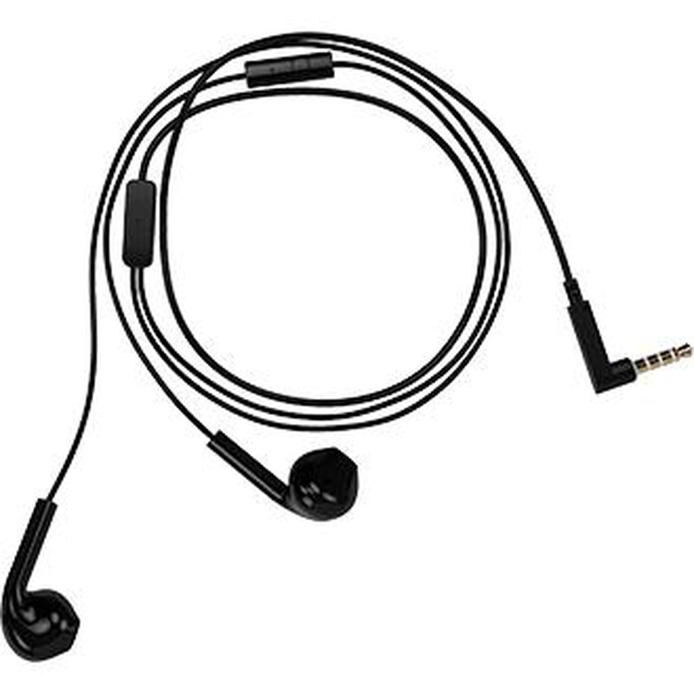 HAPPY PLUGS Earbud Plus - Black