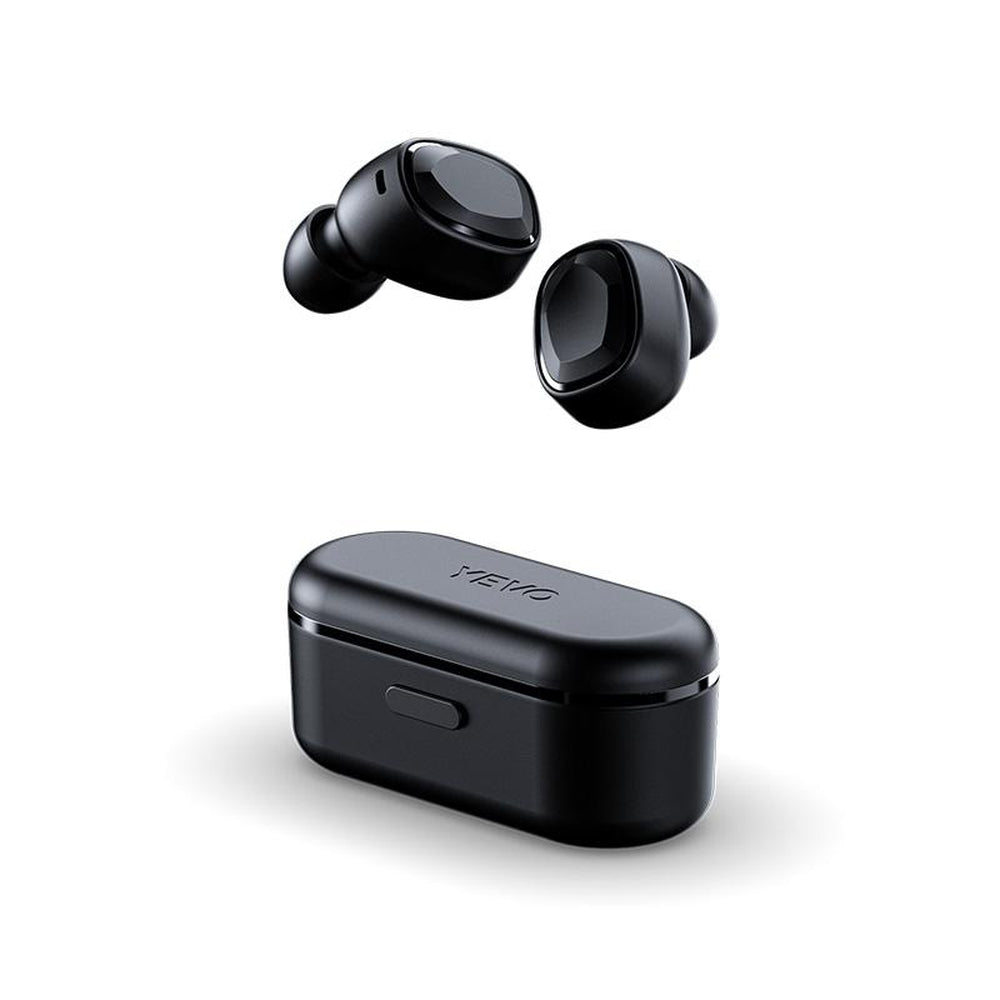 YEVO2  True Wireless Headphones Black