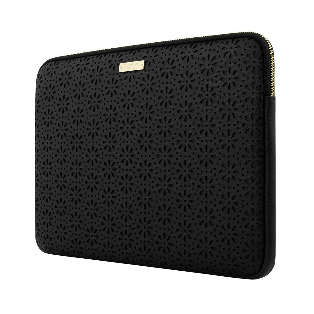 KATE SPADE Perforated Sleeve Black for Macbook 13