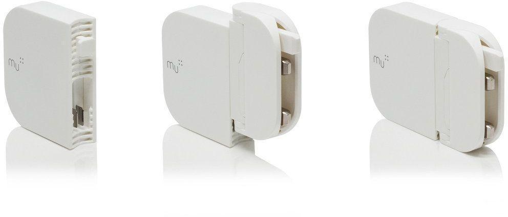 MADE IN MIND Mu Worldwide Traveller Single Usb Port Charger 2.4 Amp White
