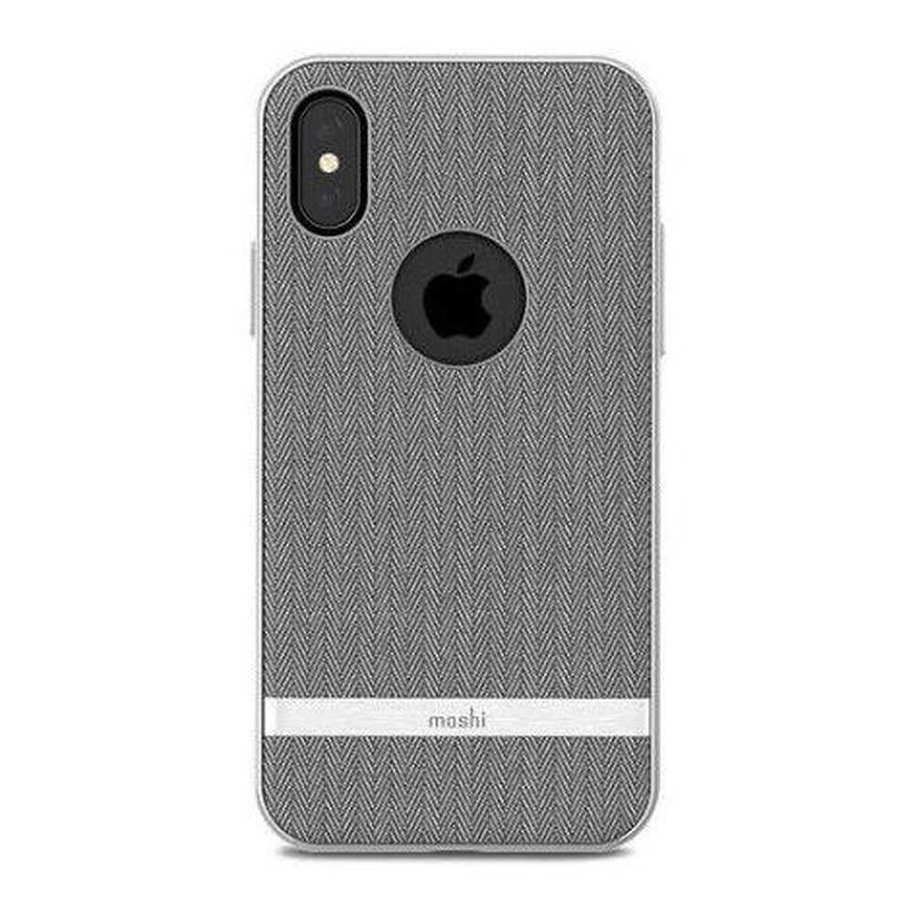 MOSHI Kameleon for iPhone XS/X Coastal Gray