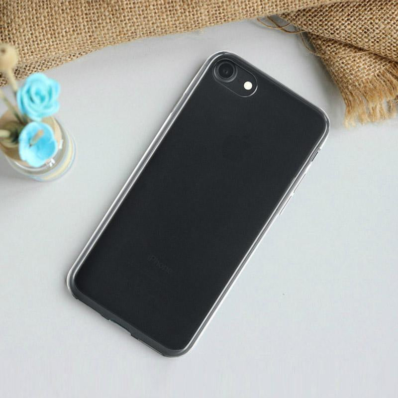 huge selection of 4feb9 f97e3 PROPORTA Slim Jelly Case for iPhone 8 / 7 Black - DXB.NET