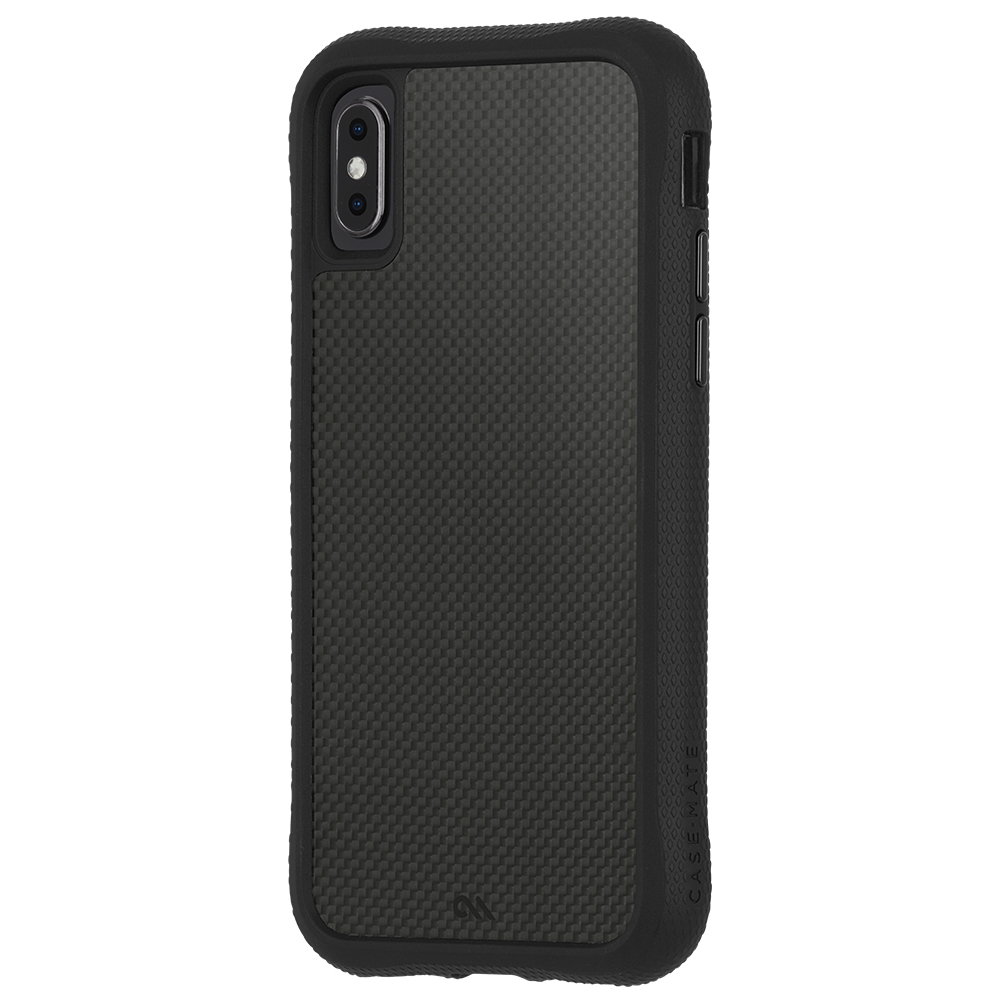 finest selection d7ab7 95fc7 CASE-MATE Protection Collection For iPhone XS Max - Carbon Fiber