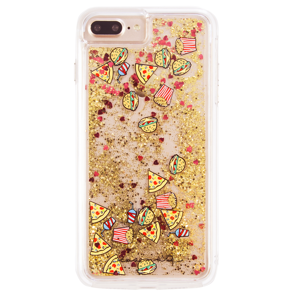 CASE-MATE Waterfall Case For iPhone 8 Plus / 7 Plus  Junk Food