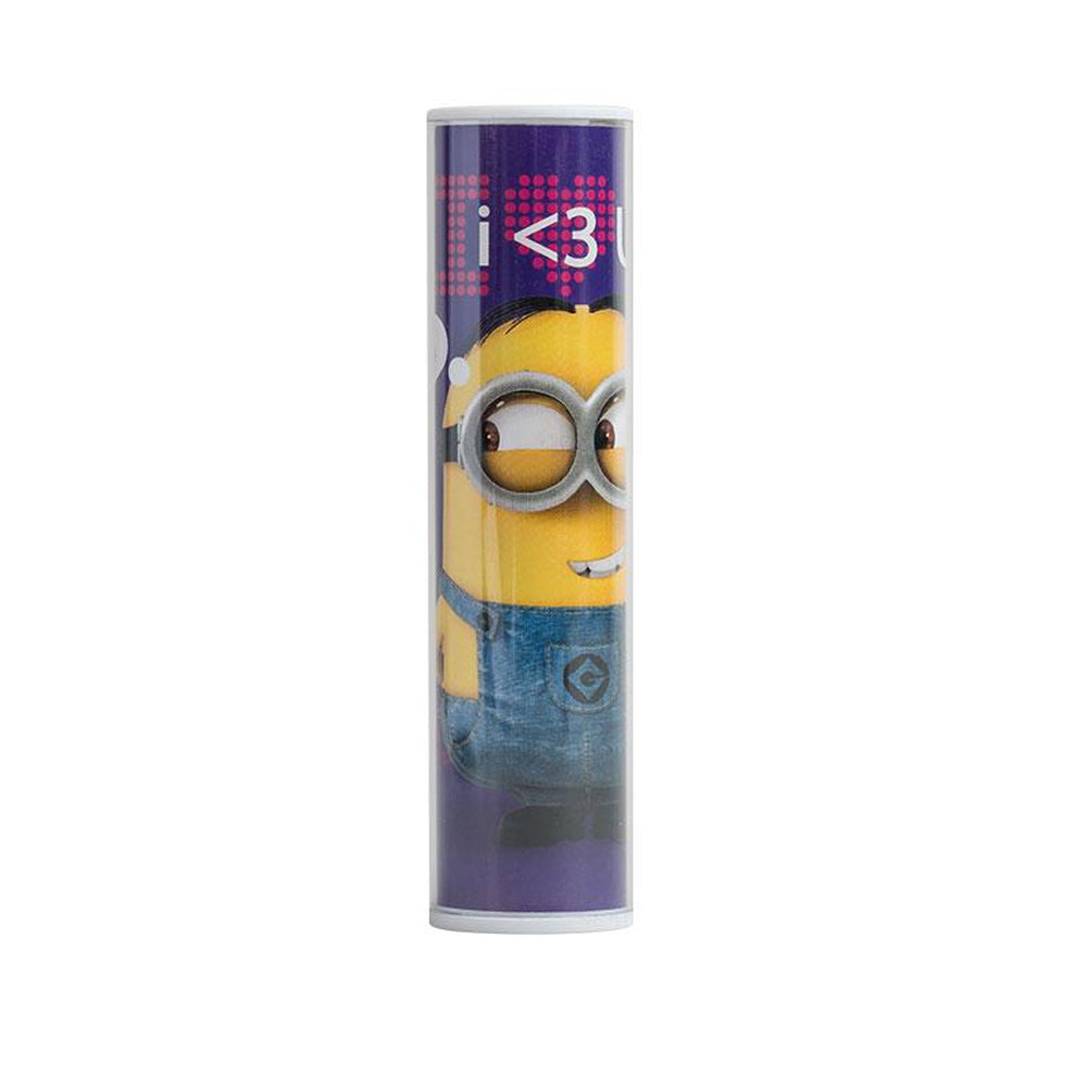 TRIBE Power Bank 2600 mAh Minions Heart