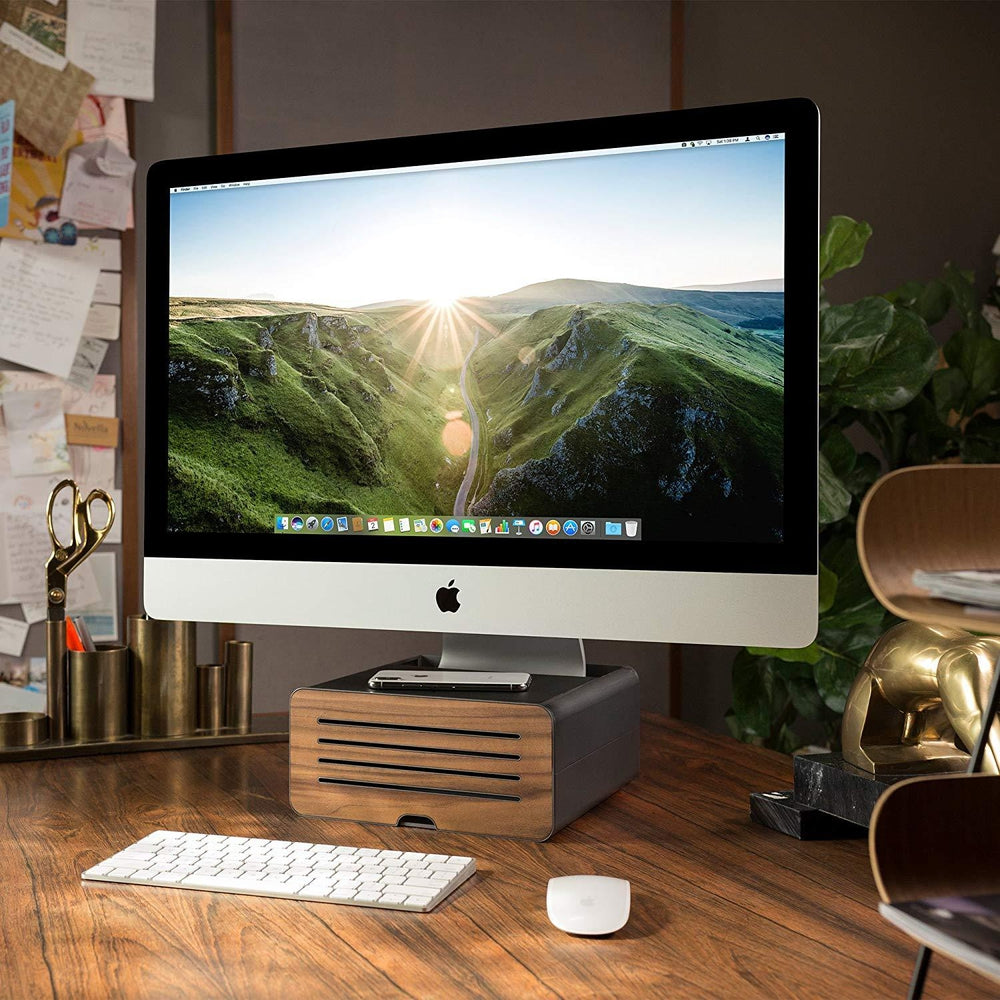 TWELVE SOUTH HiRise Pro for iMac and Display Gunmetal