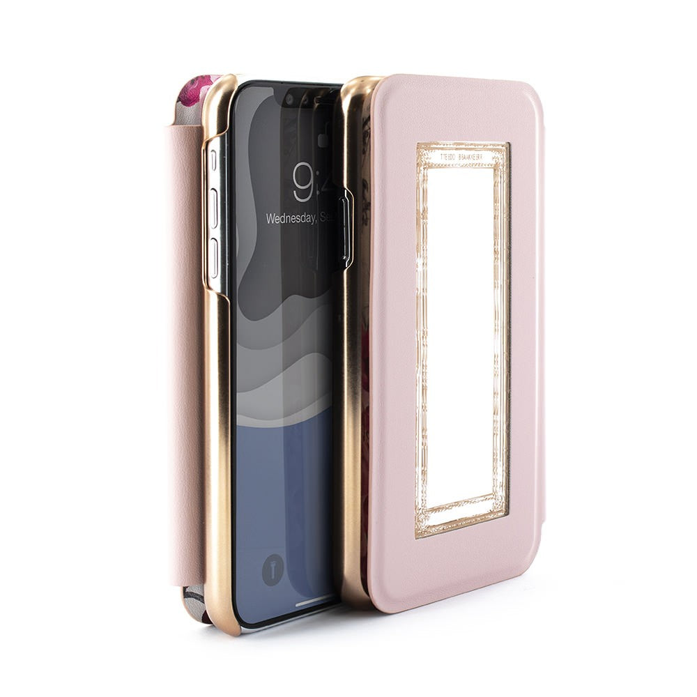 new concept 36c68 588cb TED BAKER Folio Case - Babylon For iPhone XS Max