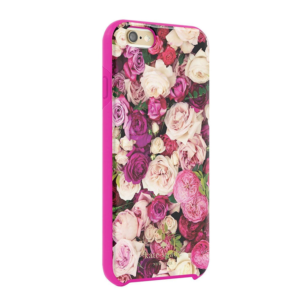 KATE SPADE NEW YORK Hybrid Hardshell Case Photographic Roses for iPhone 6/6S