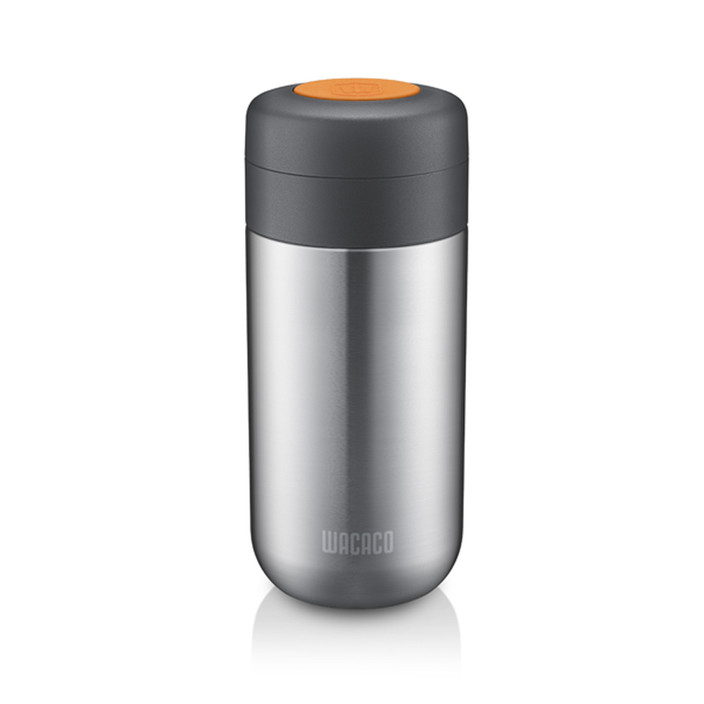 WACACO Nanovessel, 3-in-1 Vacuum Insulated Flask, Compatible with Nanopresso