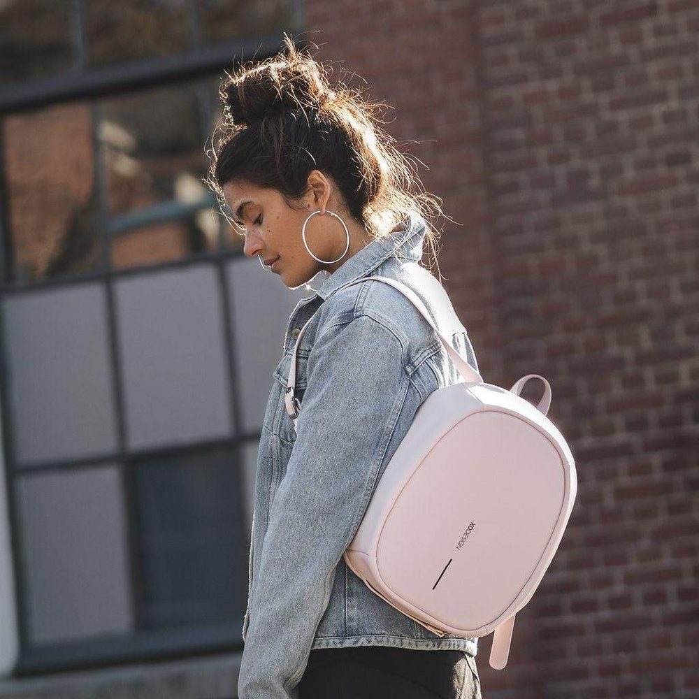 XD-DESIGN Bobby Elle Fashion Anti-Theft backpack - Pink
