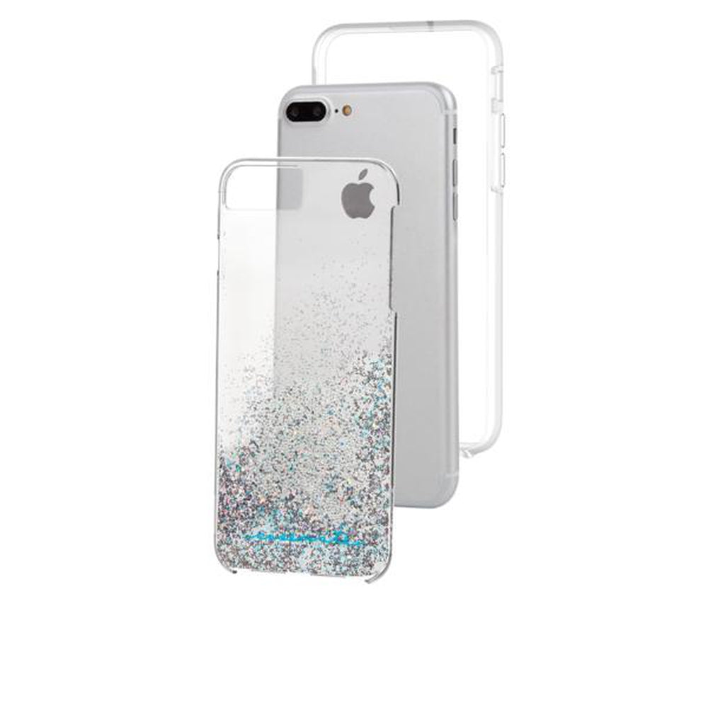 best sneakers e2eec b8577 CASE-MATE Waterfall Case For iPhone 8 Plus / 7 Plus Iridescent Diamond