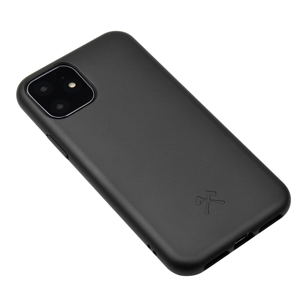 WOODCESSORIES Bio Case for iPhone 11 - Black