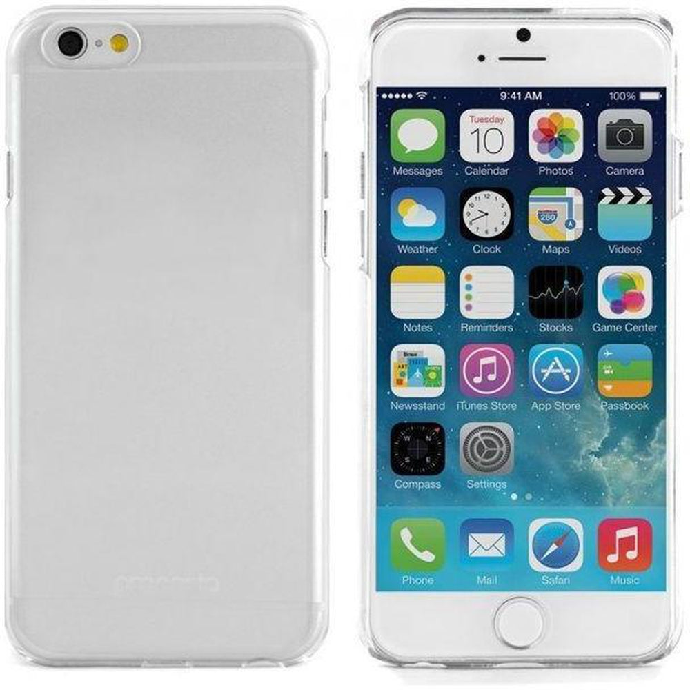 hot sale online b0ab9 f00ac PROPORTA Slim Jelly Case for iPhone 8 / 7 Clear