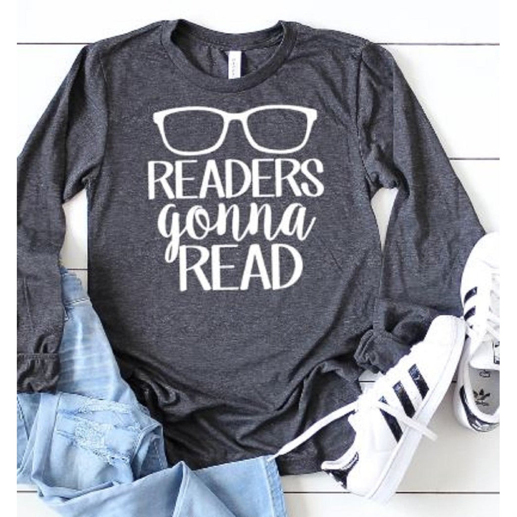 Readers Gonna Read Long Sleeve - ABadInfluence
