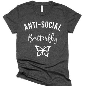 Anti Social Butterfly - ABadInfluence