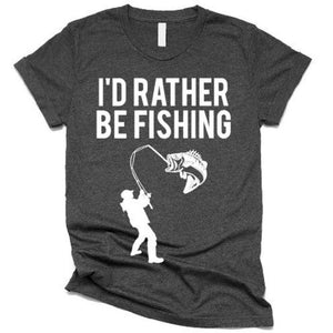 I'd Rather Be Fishing - ABadInfluence