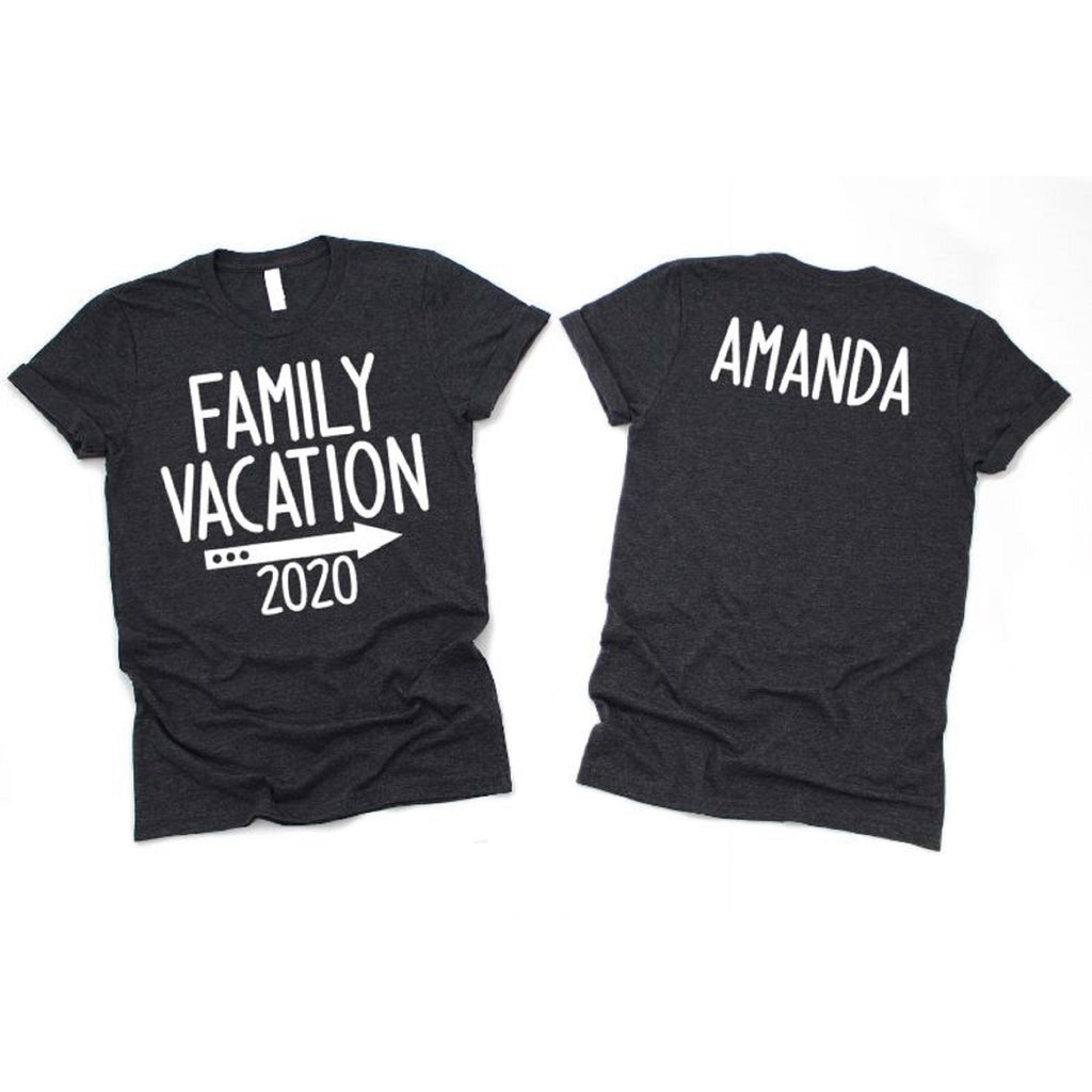 Family Vacation Shirts - ABadInfluence