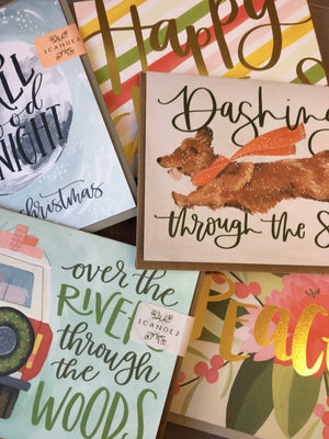 Holiday Greeting Cards Bundle + 2 LePens