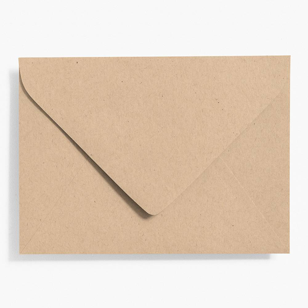 A7 Paper Bag Envelopes | Set of 10