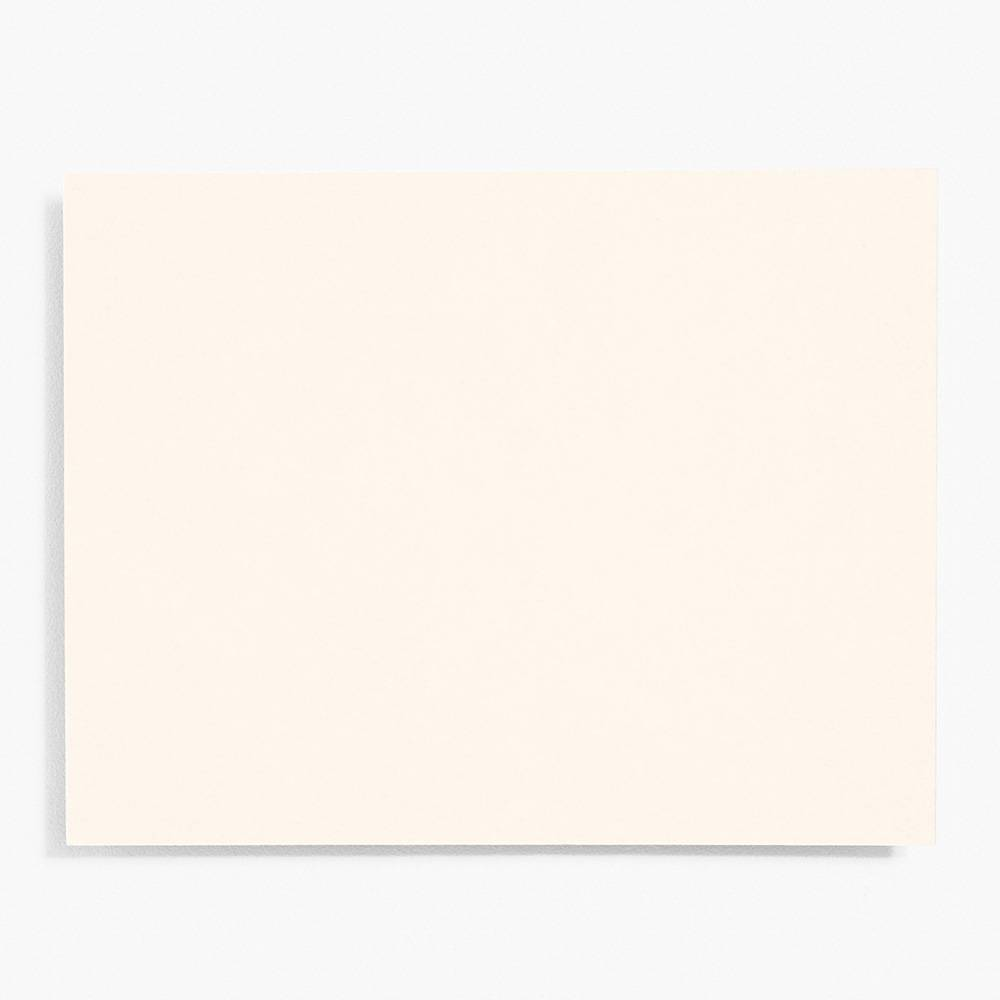 A2 Soft White Note Cards | Set of 10
