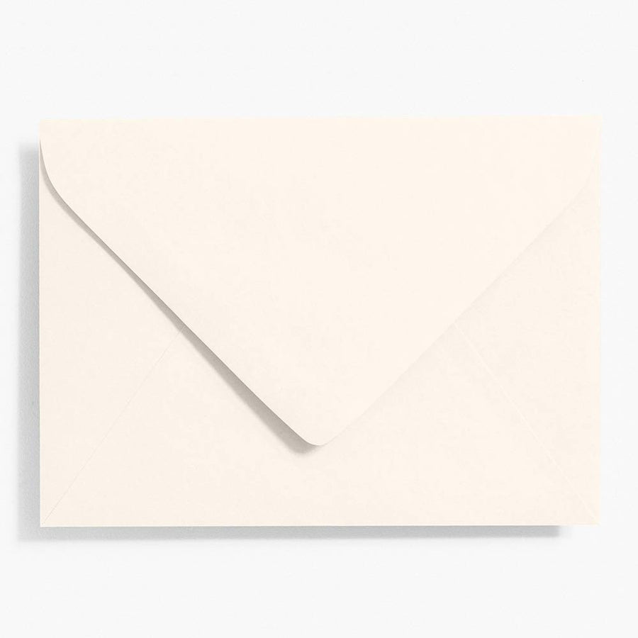 A7 Soft White Envelopes | Set of 10