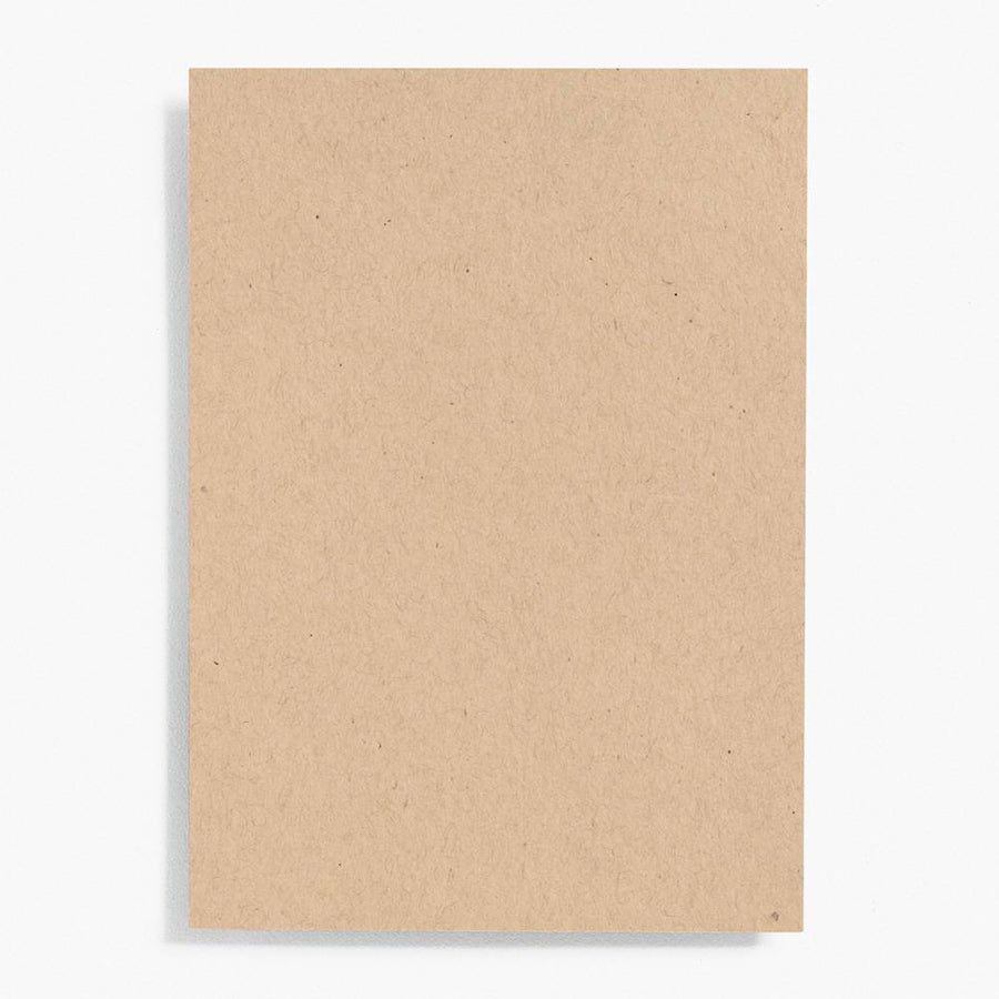 4 Bar Paper Bag Note Cards | Set of 10