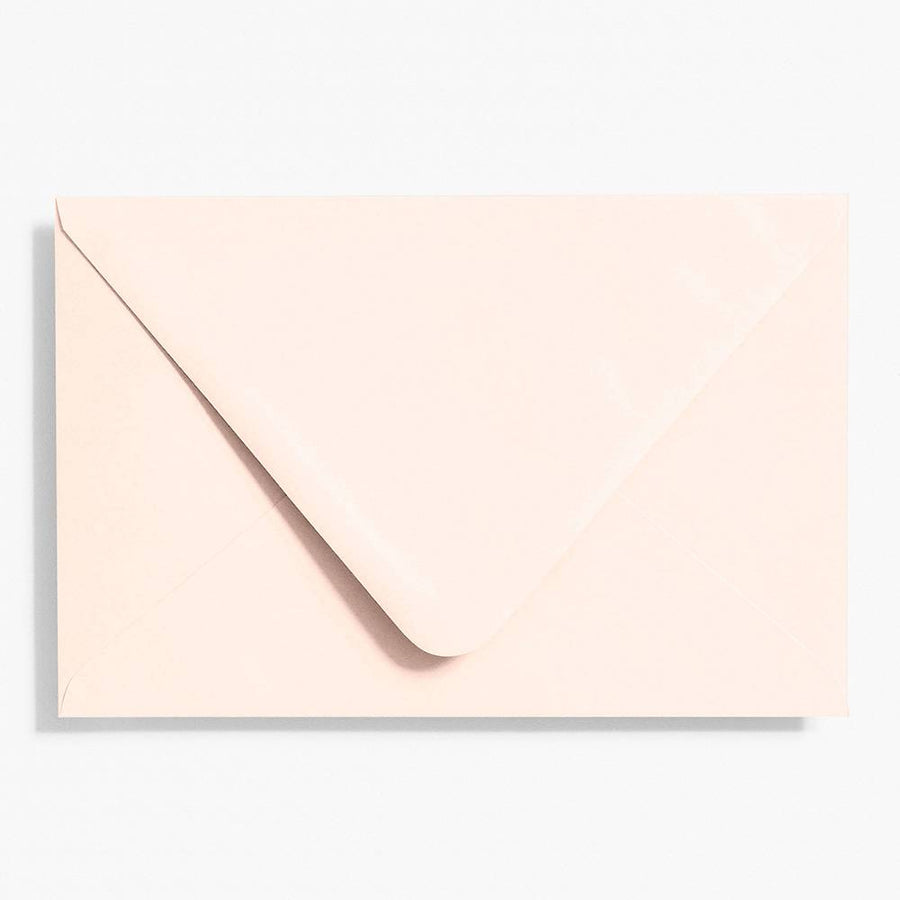 4 Bar Luxe Blush Envelopes | Set of 10