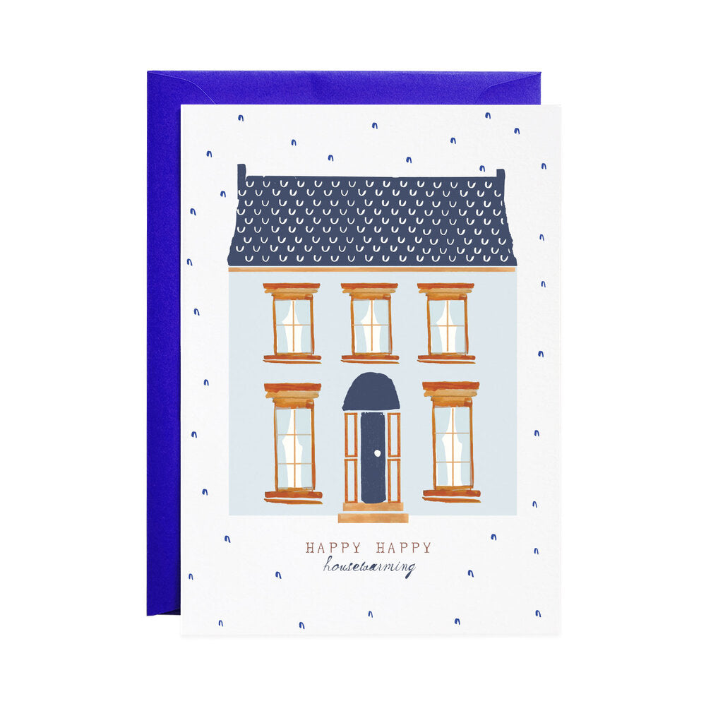 Happy Happy Housewarming - Greeting Card