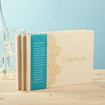 Celebrate: All-Occasion Guest Book