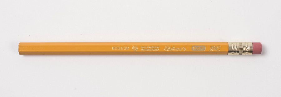 Jumbo Hex Pencil ~ Yellow