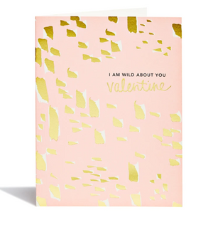 I Am Wild About You Valentine