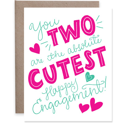 The Cutest Greeting Card