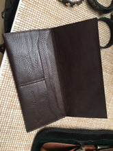 Wally Leather Long Wallet