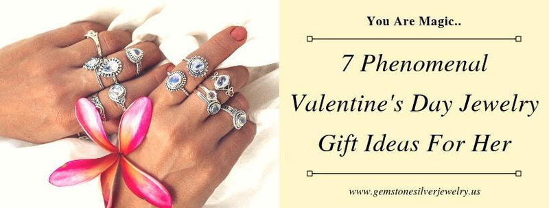 7 Phenomenal Valentine's Day Jewelry Gift Ideas For Her