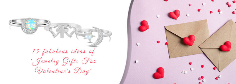 Jewelry Gifts For Valentine's Day