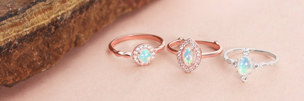 5 Fabulous Ways To Style an Opal Ring That You'll love